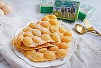 爆浆拉丝鸡蛋仔#一道菜表白豆果美食#的做法
