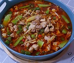 #巨下饭的家常菜#鲜锅兔的做法