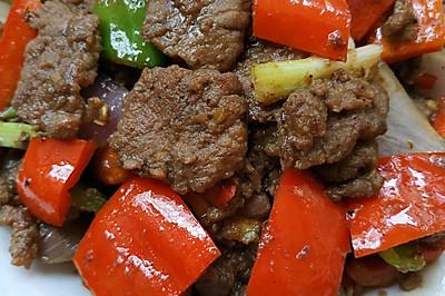 酱香小炒牛肉