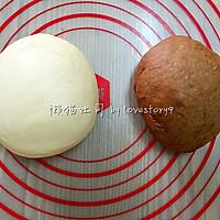 我愿化作一只喵,卧在面包上——学做懒猫吐司大赛的做法图解3