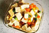 5分钟做出美味-什锦豆腐的做法