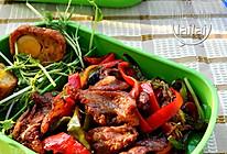 豉椒小炒肉的做法