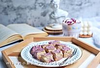 紫薯雪花酥的做法
