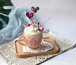 草莓星冰乐的做法