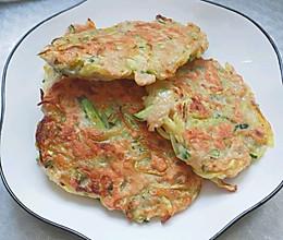 嫩南瓜饼的做法