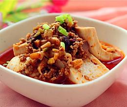 肉沫豆腐的做法