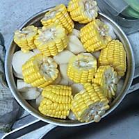 山药玉米乌鸡汤的做法图解3