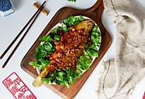 酱烧黄花鱼#新年开运菜,好事自然来#的做法