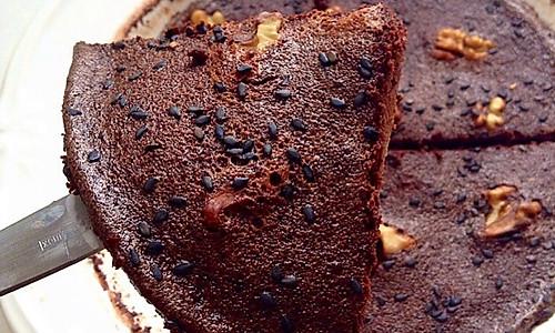 两分钟微波炉无油蛋糕的做法