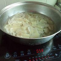 大喜大牛肉粉试用----炒蘑芋豆腐的做法图解3