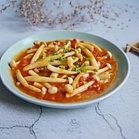 茄汁海鲜菇的做法图解14