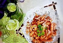 香酥小河虾的做法