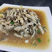 鲜鲜的清炒平菇