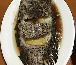清蒸清斑鱼的做法