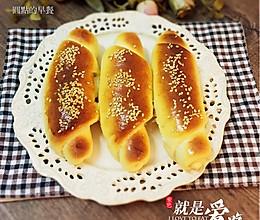 蜂蜜牛奶面包#东菱魔法云面包机#的做法