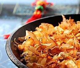 会跳舞的木鱼花~鲜虾白菜烧的做法