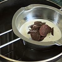 巧克力慕斯#美的烤箱菜谱#的做法图解15