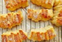 炼乳椰蓉面包的做法