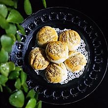 老婆饼(糯米椰蓉馅)