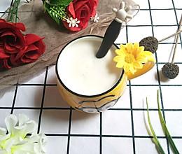 山药牛奶汁的做法