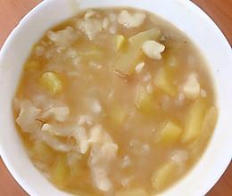 土豆疙瘩汤的做法