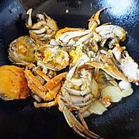 """油焖大闸蟹#""""蟹""""意浓浓在京东#的做法图解9"""