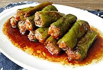 肉馅酿青椒#西王鲜味道#的做法