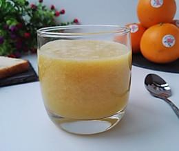 冰糖橙香蕉汁的做法