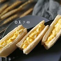 和风鸡蛋三明治