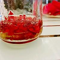 冰雪玫瑰—还原旅游卫视《我家厨房》剧中菜谱的做法图解1