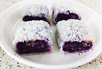 京味儿,紫薯凉糕的做法