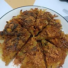 干煸土豆丝(土豆丝饼)