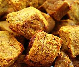 咖喱牛肉粒的做法