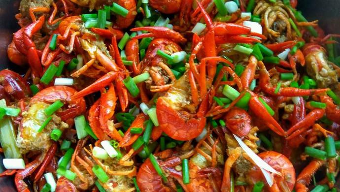 乐享家味香辣小龙虾
