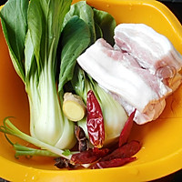 毛氏红烧肉的做法图解1