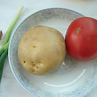 番茄土豆丝的做法图解1