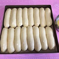 淡奶油排包的做法图解7
