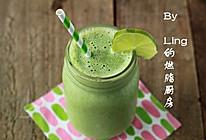 9日瘦10斤排毒果蔬汁(Green smoothies)的做法