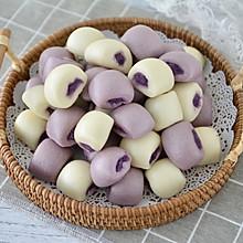 紫薯小馒头