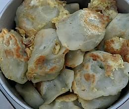 香煎速冻饺子的做法