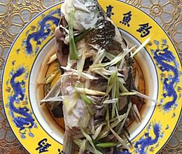 一岁宝宝食谱:清蒸鱼的做法