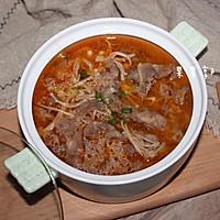 金针菇番茄肥牛锅的做法图解7