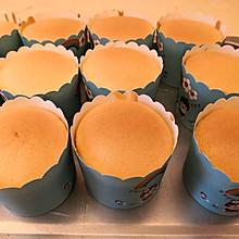 纸杯蛋糕(口感滑嫩)