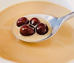 #中秋团圆食味#自制黑糖珍珠奶茶的做法