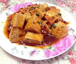 豆豉酱豆腐的做法