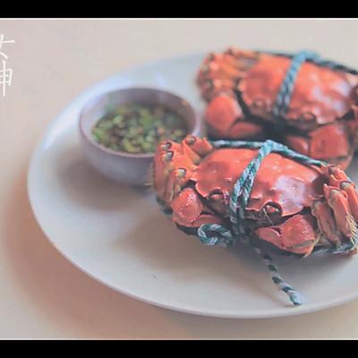 原味清蒸大闸蟹「厨娘物语」