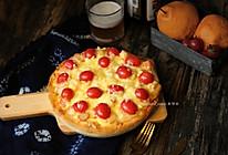 海鲜至尊披萨【附披萨胚制作方法】的做法