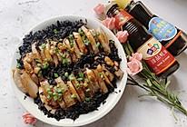 梅干菜芋头扣肉的做法