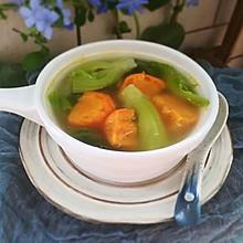 #精品菜谱挑战赛#番薯芥菜汤