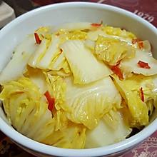 风味剁椒大白菜